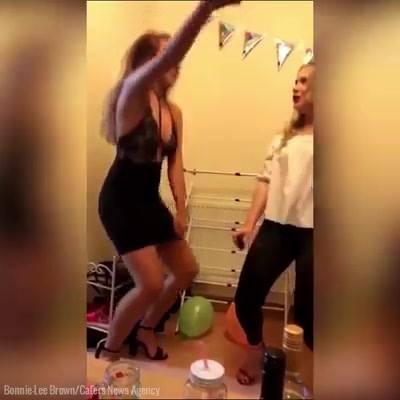 Cand dansezi ca o diva si te rupi in figuri