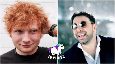 Ed Sheeran si Florin Salam Shape of You manea remix