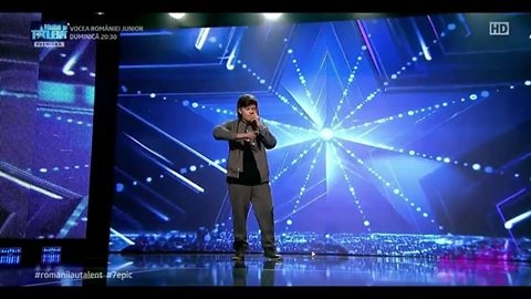 Beatbox la Romanii au talent pacas