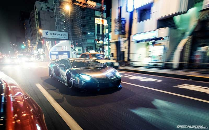 Cand iesi cu Lamborghini la plimbare si uiti sa franezi