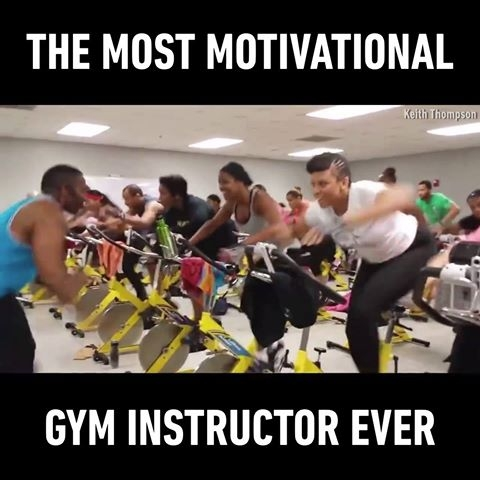Cel mai motivational instructor